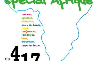 Quinzaine spécial Afrique
