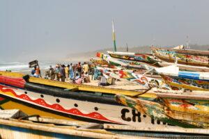 retour de pêche à kayar