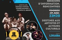 Afrikayna fait sa tournée ! concert Likaba