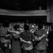 concert du groupe Negra Candela – Uruguay
