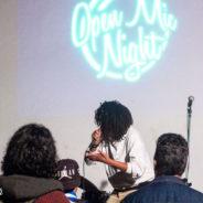 open mic – scène ouverte