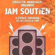 Jam session spécial soutien au Festival Hardzazate