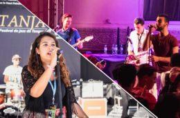 concert JY & Tricinteys et Sevene Doors au Palais Moulay Hafid