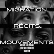 vernissage expo «Migration. Récits. Mouvements.»