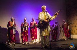 concert Lilah Gnaoua de fin d'année