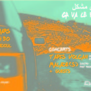 Concert MALADES – TAPIS VOLCAN & JY BLUES