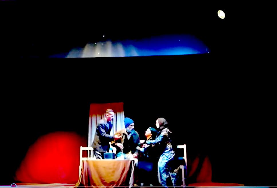 La TROUPE THÉÂTRE-IMAGE présente la pièce de théâtre « C'est le moment »