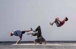 Workshop break dance pro