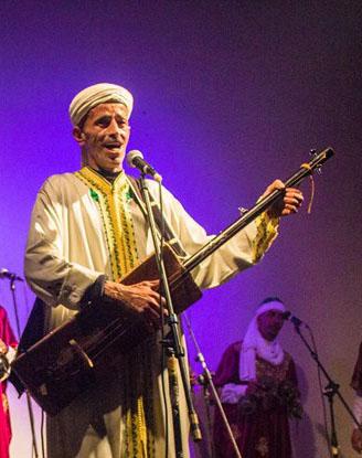 Concert Gnawa Maâlem Hadada