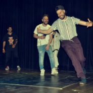 Atelier portes ouvertes break dance par Àyoub Èl Habib