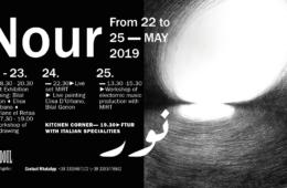 "Performance ftour NUR : ""When light takes form"""
