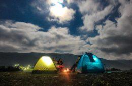 Djebli Camp à Mokrisset