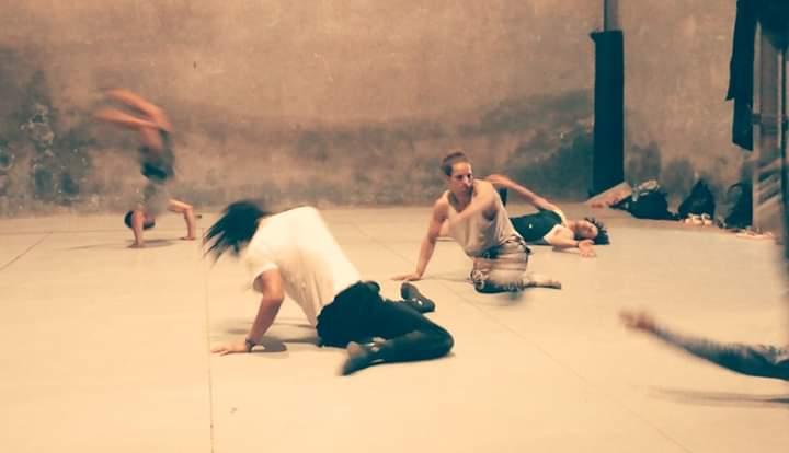 Atelier danse-théâtre