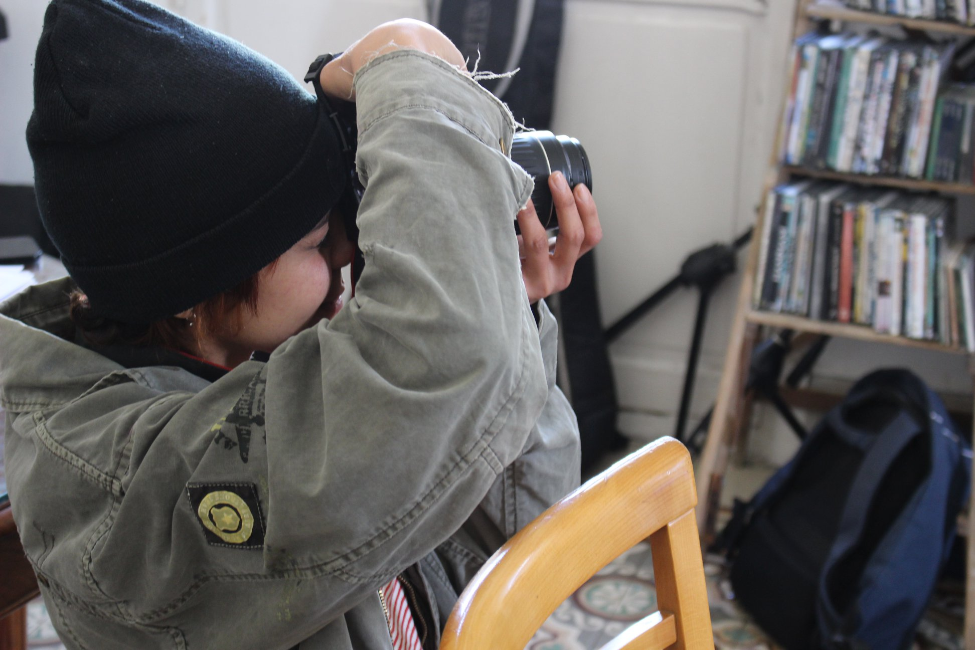 Making of et interviews